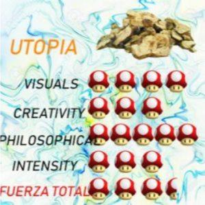 comprar trufas magicas UTOPIA alucinogenas en españa